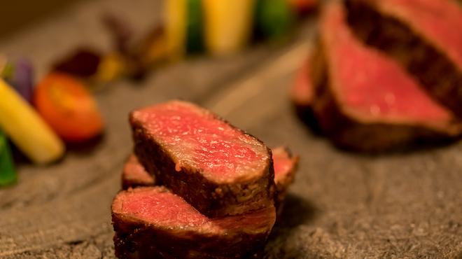 肉割烹 喰心 - メイン写真: