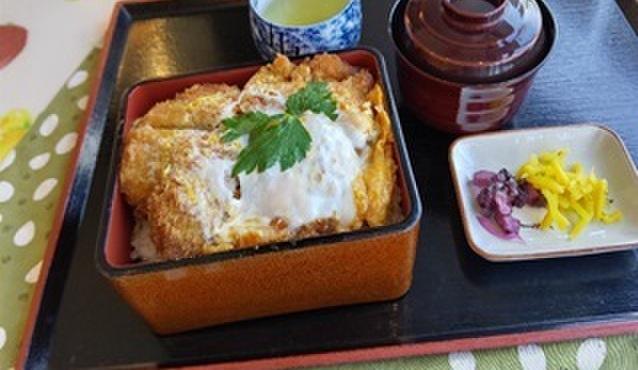 一の屋 - 料理写真:ヒレカツ丼