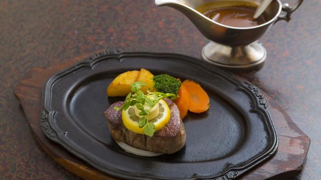 はり重 グリル - 料理写真:フィレステーキ