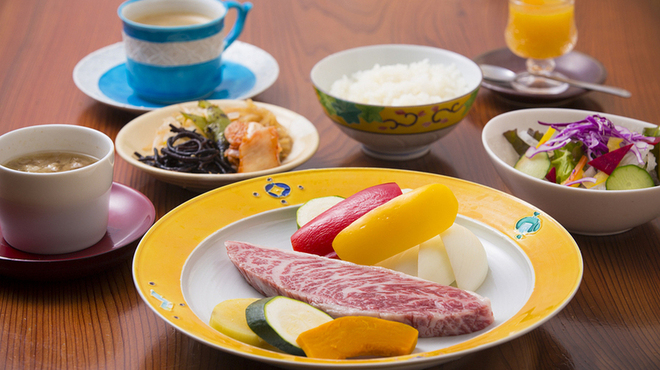 鴨川たかし - 料理写真: