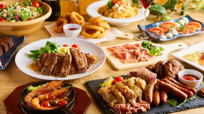 全220種食べ放題&飲み放題 個室肉バル KORASON - メイン写真: