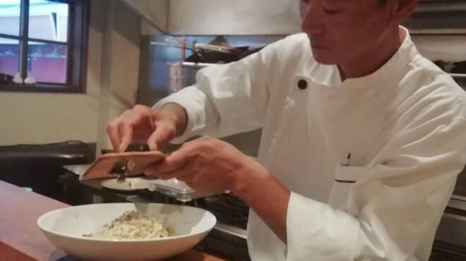 魚タリアン YO - 料理写真: