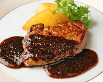 ステーキハウス ハマ - 料理写真:フレッシュフォアグラのソテー