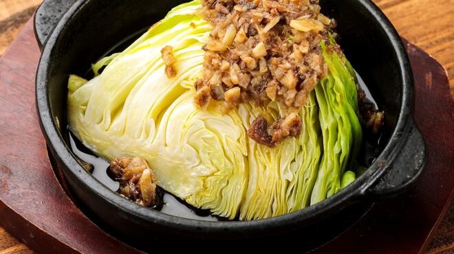 ヤキトンSAKABA アケボノヤ - 料理写真: