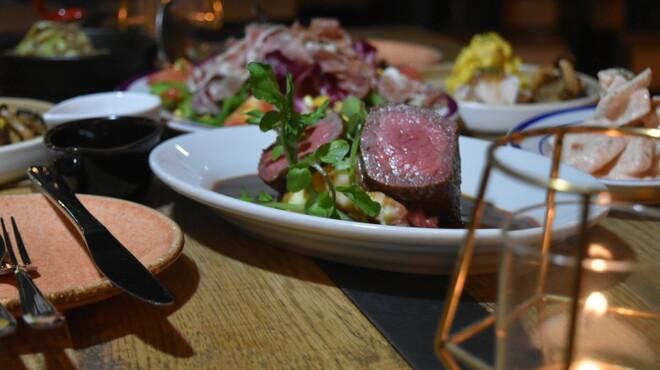 クラフトビアバル IBREW - 料理写真: