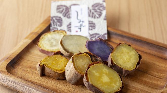 高級芋菓子しみず - メイン写真: