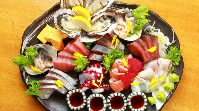 ムスブ田町魚金 - メイン写真: