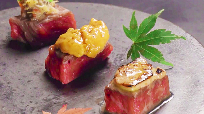松阪牛 完全個室 肉割烹 WAGYU+  - メイン写真: