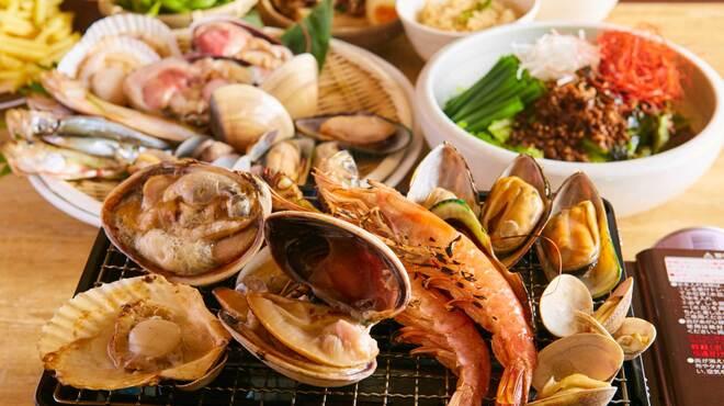 浜焼き×韓国料理 浜韓 - メイン写真: