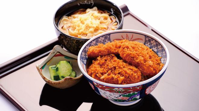 いっちょう - 料理写真:上州名物ソースカツ丼