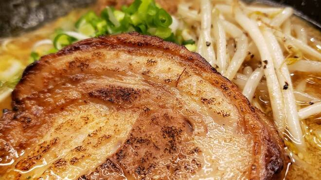 麺匠 藩次郎 - 料理写真:特製味噌ラーメン