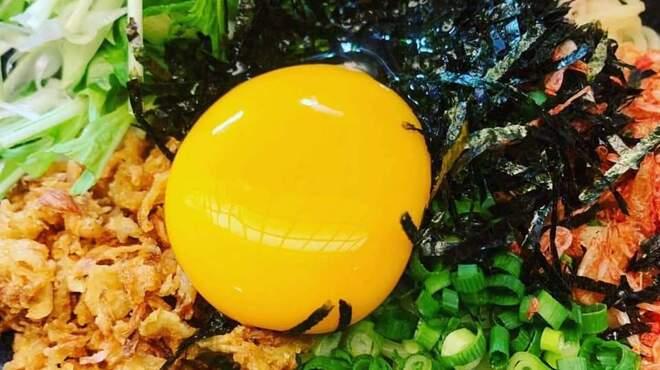 麺匠 藩次郎 - 料理写真:塩まぜそば