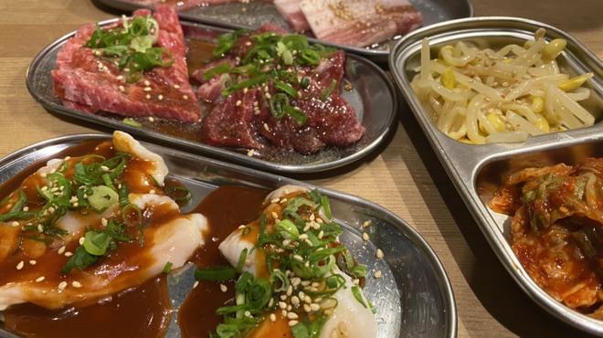 大阪ソソカルビ - 料理写真:ニクヤセット2980円