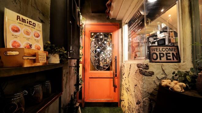 モチモチ食感の生パスタのお店 AMICO - メイン写真: