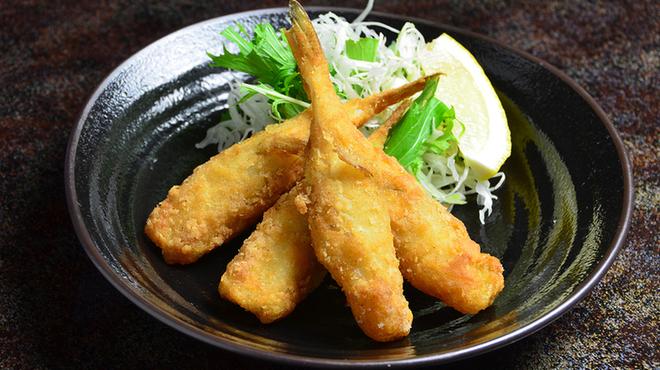 長州屋 - 料理写真:ふぐの唐揚げ