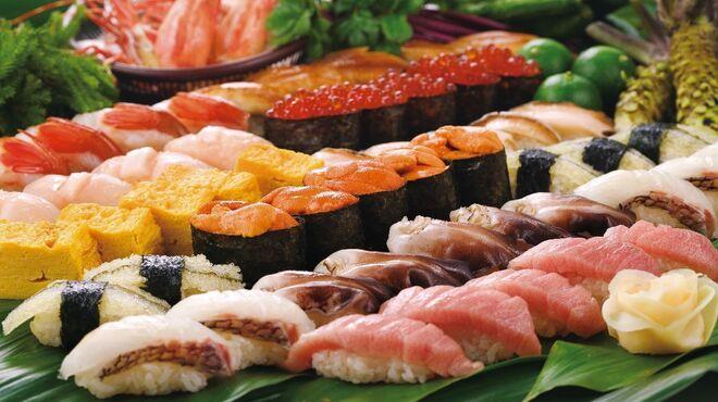 寿司 魚がし日本一 - メイン写真: