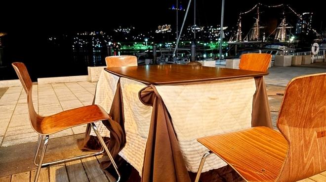 ベイサイドレストラン&バー R-10 - メイン写真: