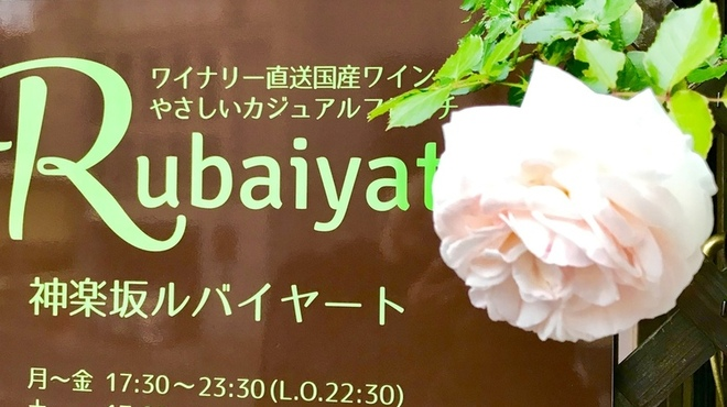 神楽坂ルバイヤート - メイン写真: