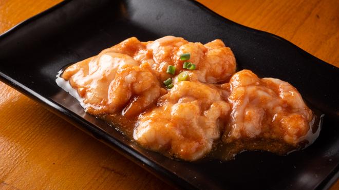 焼肉UMAMI - 料理写真:シマチョウ