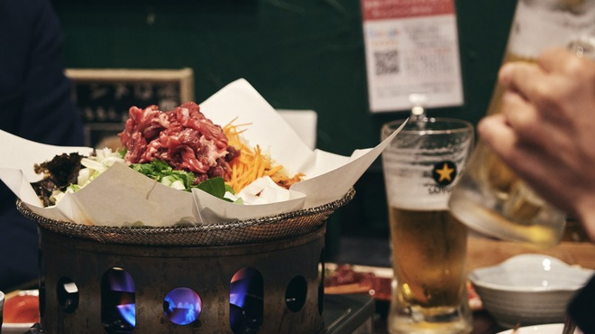 東京羊煮料理 紙やきホルモサ - メイン写真: