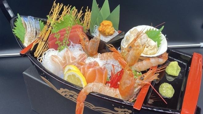 豊洲魚河岸 魚丸 - メイン写真:
