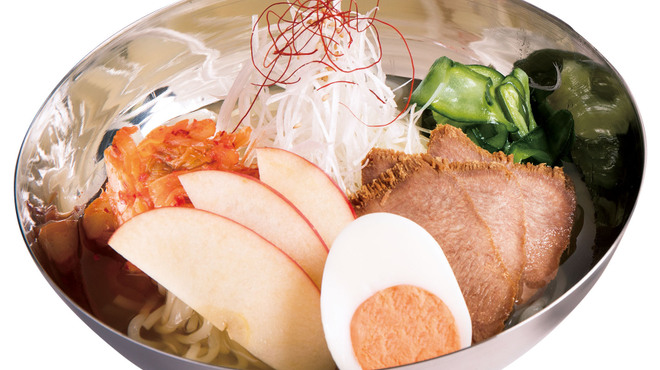 牛たん炭焼利久 - 料理写真:利久冷麺