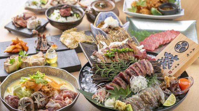 藁焼きと水炊き 葵 - メイン写真:
