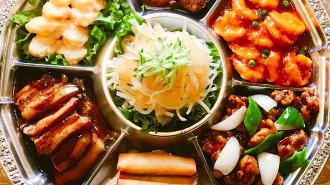 中国料理 華龍 - 料理写真:中華オードブル(5人前)5,400〜円(税込)