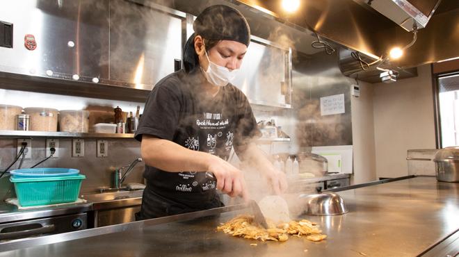 お好み焼き・鉄板串焼き やまだ - メイン写真: