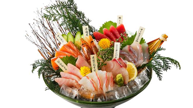 磯丸水産 - 料理写真:大漁盛り