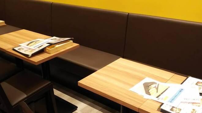ふさみ食堂 - 内観写真: