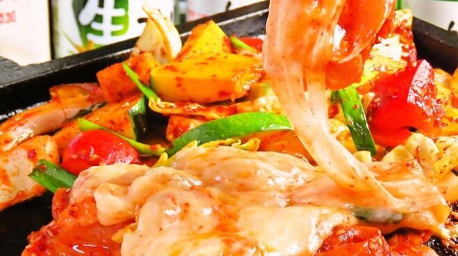 韓国料理 金家 - メイン写真: