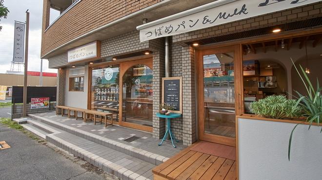 天然酵母の食パン専門店 つばめパン&Milk - メイン写真: