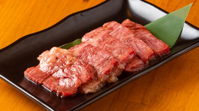 男気焼肉旨味 - 料理写真:和牛カルビ