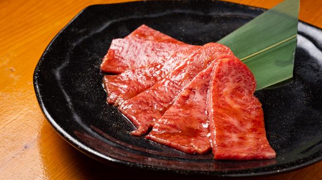 男気焼肉旨味 - 料理写真: