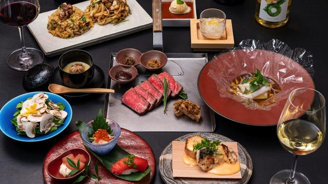 鉄板和食とワイン 萬鉄 - メイン写真: