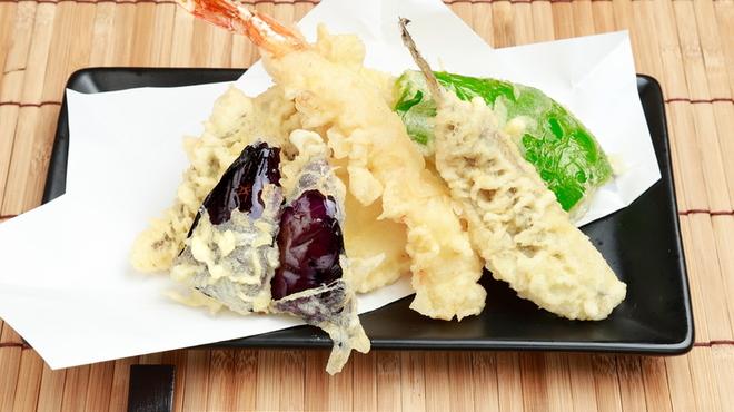 天ぷらすずき - メイン写真: