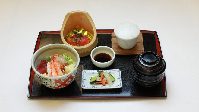 和食処 きくすい - 料理写真:深山御膳
