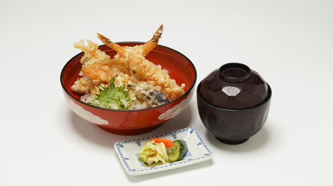 きくすい - 料理写真:天丼