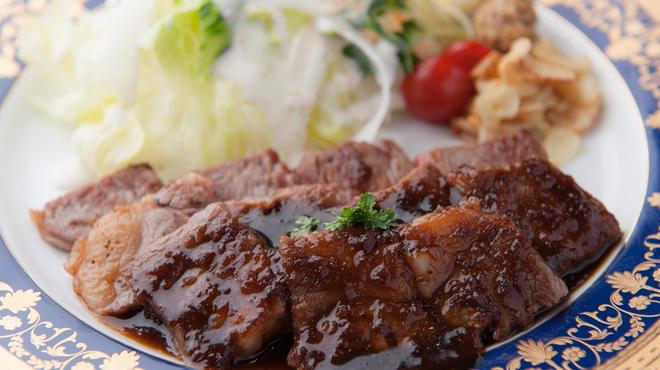 あがさ - 料理写真:サーロインステーキ