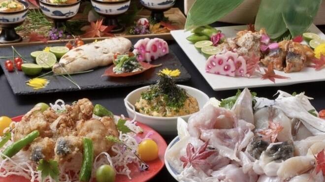 博多魚がし 海の路 - 料理写真: