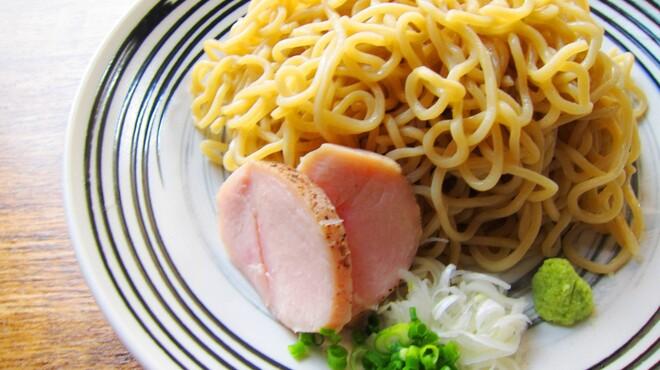 麺屋すみす - 料理写真:鶏つけそば \750