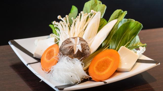 小尾羊 美健食道 - メイン写真: