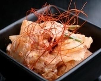 島田屋 - 料理写真:マヨキムチ