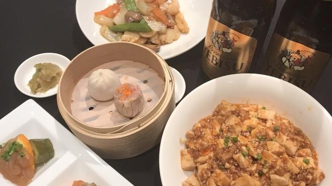 中国菜館 桃の花 - 料理写真:「ほろ酔い」なにとぞ君コース