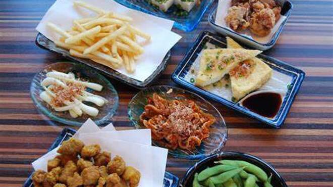 餃子センター 肉汁屋 - 料理写真: