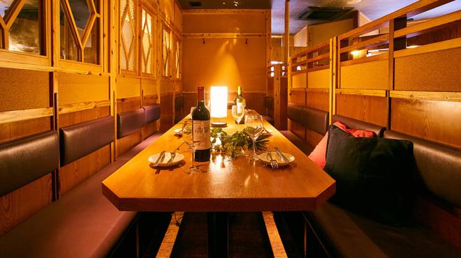 全220種類食べ飲み放題 チーズと肉バル デリカ 札幌店 - さっぽろ(札幌市営)(居酒屋)の写真5
