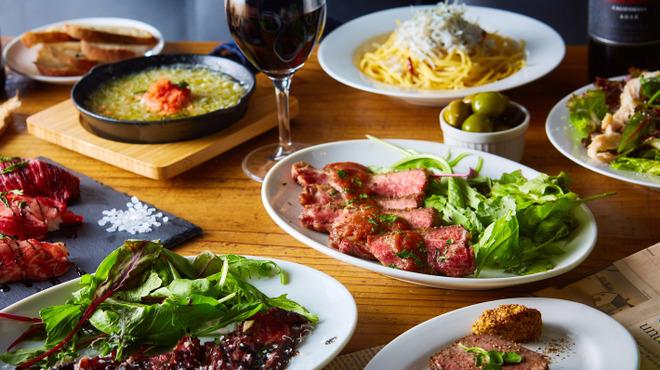 全220種類食べ飲み放題 チーズと肉バル デリカ 札幌店 - さっぽろ(札幌市営)(居酒屋)の写真4