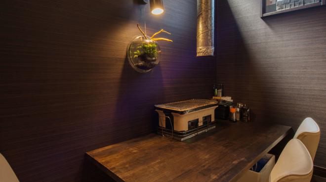 大人の隠れ家 七輪炭火レストランバーAVANTI - メイン写真: