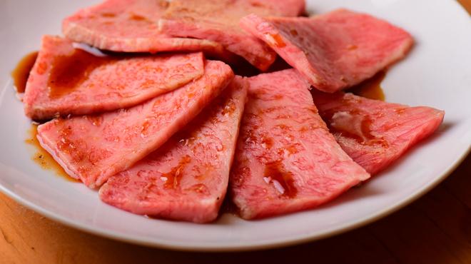 男気焼肉旨味 - 料理写真:料理単品3
